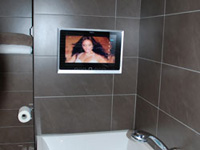 SplashVision - Badkamer TV