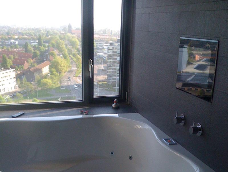 Inbouw TV, Waterdicht en eenvoudig in de muur te installeren, van ...